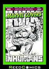 MARVEL COVERS ARTIST EDITION HARDCOVER 2nd Printing Steranko Cover New Hardback