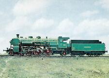 CARTOLINA LOCOMOTIVA TRENO VELOCE Baureihe 18 (G1421)