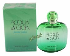 Acqua di Gioia Jasmine Edition By Giorgio Armani Edp1.0 oz /30 ml For Women New