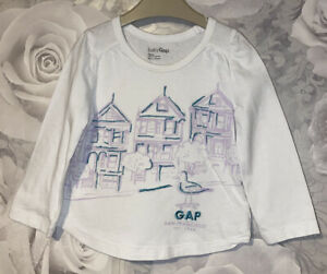 Girls Age 18-24 Months - Gap Long Sleeved Top