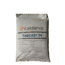 Castable Refractory Cement, High Alumina Dense Castable,Tabcast 94,  55 LBS