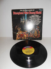 Disneyland Walt Disney World Official LP Record Album 1980