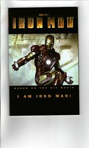 IRON MAN, I am Iron Man, Marvel Comics, Soft Cover Trade (CC2)