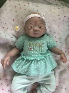 Reborn Asian Doll