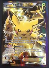 Pikachu EX Near Mint or better Pokémon Individual Cards