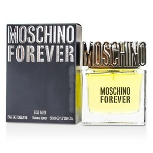 NEW Moschino Forever EDT Spray 50ml Perfume