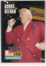 1995 Cardz WCW Main Event Bobby Heenan