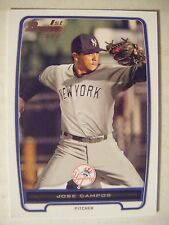 VICENTE JOSE CAMPOS RC 2012 Bowman Prospects baseball card ANGELS YANKEES #BP15