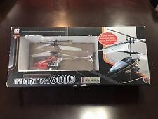 Lishi Toys Phantom 6010 Rc Helicopter 3 Channel Steel Frame