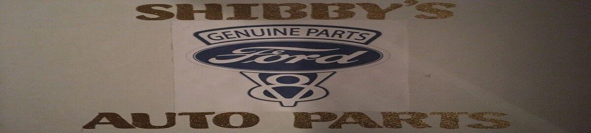 Shibby's Genuine Ford Auto Parts