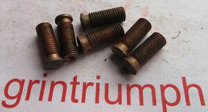 TRIUMPH T150 TRIDENT Tappet adjusters Mushroom 70-8783M,BSA A75