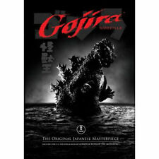 Gojira (DVD, 2006, 2-Disc Set, Original + American Versions Brand New Free Ship