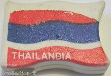 MULINO BIANCO GOMMINA BANDIERA THAILANDIA _eraser gomma rubber radiergummi 127