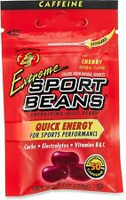 EXTREME CHERRY SPORT BEANS Candy ~ Energizing ~ JELLY BELLY FRESH