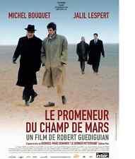 Bande annonce cinéma 35mm 2004 PROMENEUR CHAMPS DE MARS R Guediguian M Bouquet