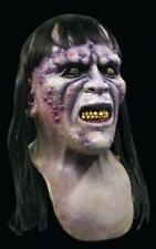 BRAND NEW Possessed Undead Exorcist Demon DELUXE ADULT LATEX AIDA ZOMBIE MASK
