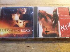 Mark Isham [2 CD Soundtrack] Nell + Reservation Road