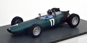 Spark BRM P57 Winner GP Netherland 1962 World Champion Hill #17 1/18 Scale Rare!