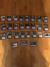 Lot of LOTR TCG Cards-Mount Doom