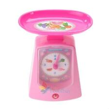 Mini Electronic Scale Balance Kids Play House Toy Cooking Food Kitchen Set New