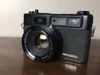 [RARE] Yashica Electro 35 Professional Rangefinder - Needs Repair