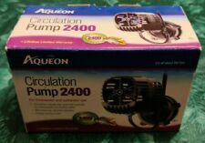 Aqueon 2400 Circulation Aquarium Pump, 13.9w