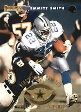 1996 Donruss Press Proofs Dallas Cowboys Football Card #143 Emmitt Smith /2000