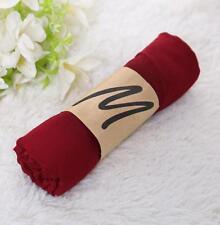 NEW Fashion Women Long Soft Wrap Lady Shawl Chiffon Silk Scarf Scarves