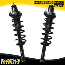 2008-2014 Dodge Avenger Rear Quick Complete Strut Assembly Pair