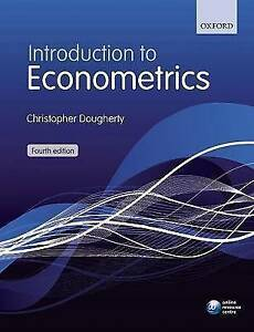 Introduction to Econometrics by Christopher Dougherty (Paperback, 2011)