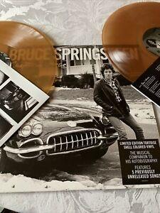 Bruce Springsteen Chapter & Verse - Ltd Edition Tortoise Shell Coloured Vinyl