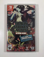 Travis Strikes Again: No More Heroes (Nintendo Switch, 2019) - New - Fast Ship