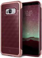 For Samsung Galaxy S8 S8 Plus Case Caseology® [PARALLAX] Protective Slim Cover