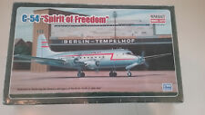 "1/144 scale  Minicraft Models C-54 "" Spirit of Freedom """