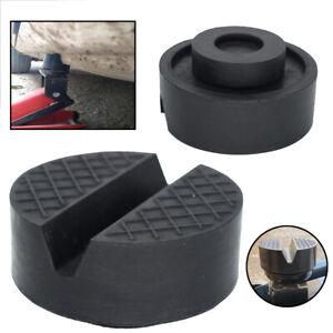 Jacking Pad Block Hydraulic Ramp Jack Pads Adapter Tool Damage Protector Rubber