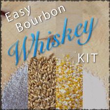 BOURBON WHISKEY INGREDIENT KIT AND RECIPE