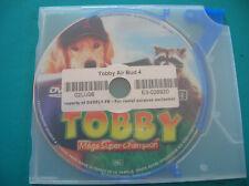 DVD  boitier slim TOBBY AIR BUD ; MEGA SUPER CHAMPION (b4)
