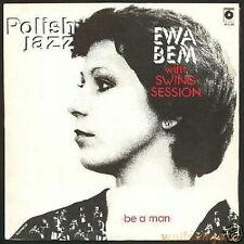 EWA BEM - Be A Man - Female Scat - Bossa Nova - LP
