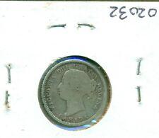 CAP Canada 10 cents 1887 Abt VG