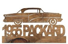 1955 Packard Handmade Wooden Car Automobile Plaque*