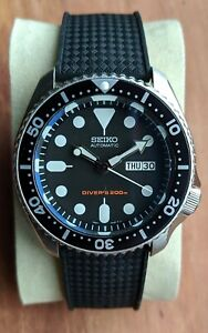 Seiko skx007 automatic divers watch 7s26 Sapphire crystal