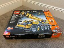 LEGO Technic 42009 Mobile Crane MK II - NIB BRAND NEW + FACTORY SEALED - Retired