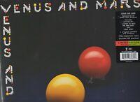 Paul McCartney Venus and Mars Red/Yellow Vinyl Lp Sealed