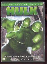 The Hulk starring Eric Bana, Jennifer Connelly (DVD, 2003, 2-Disc Set, Widescre