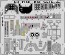 Eduard Zoom FE641 1/48 Yakovlev Yak-3 Zvezda