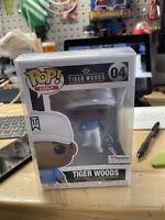 Funko Pop! Golf - Tiger Woods #04 (Fanatics Exclusive)
