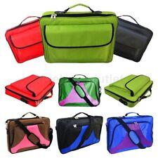 For Apple MacBook Air Pro HP 15.6 Inch Laptop Shoulder Case Briefcase Handbag