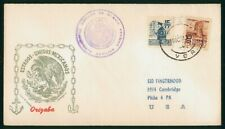 Mayfairstamps Mexico 1951 Orizaba Paquebot Cover wwp81923