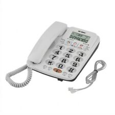 KX-2035 CID 2-line Corded Phone With Handsfree Speed Dial Home Office Landline