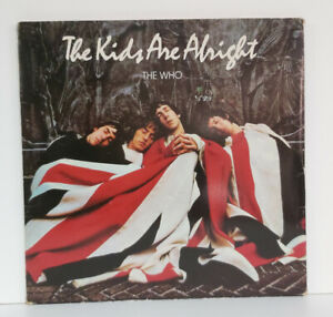 44297 LP 33 giri - The Who - The kids are alright - Polydor 1979 - 2 LP gatefold
